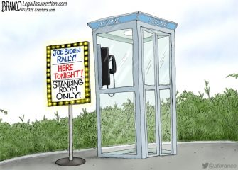 A.F. Branco Cartoon – Size Does Matter