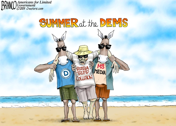 Summer Of Collusion Illusion