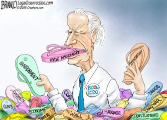 A.F. Branco Cartoon – Flippin Joe