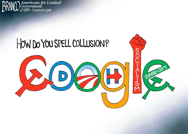 Google Democrat Collusion