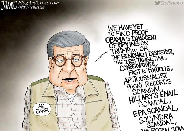 Obama Scandal Free