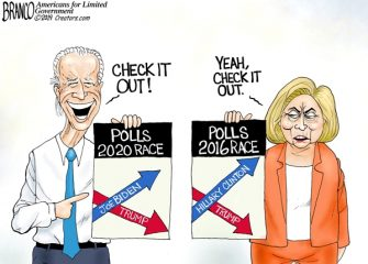 A.F. Branco Cartoon – In The Bag