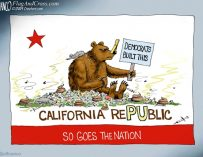 A.F. Branco Cartoon – A Red Flag