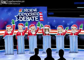A.F. Branco Cartoon – Merry Marxists