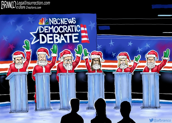 Democratic Primary Debate