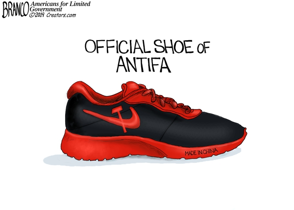 Official AntiFa Shoe