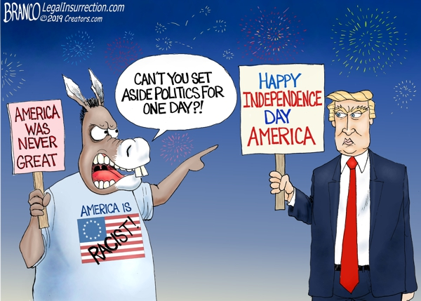 Trump 4th of July