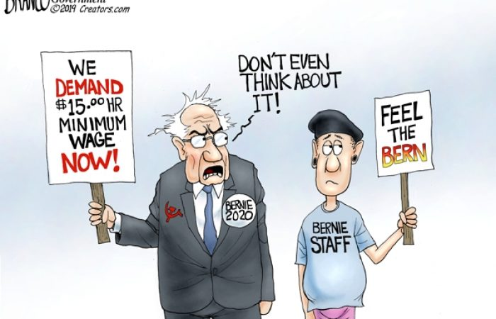 A.F. Branco Cartoon – B.S. Wages