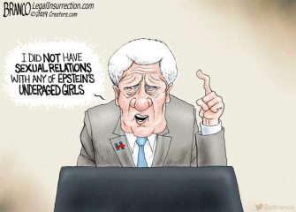 A.F. Branco Cartoon – Sick Willie