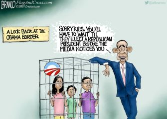 A.F. Branco Cartoon – Yes, We Cage