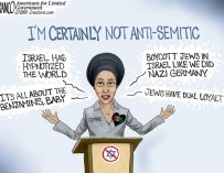 A.F. Branco Cartoon – Not Anti-Semitic?