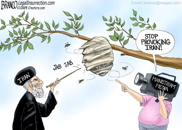 Iran Testing Trump