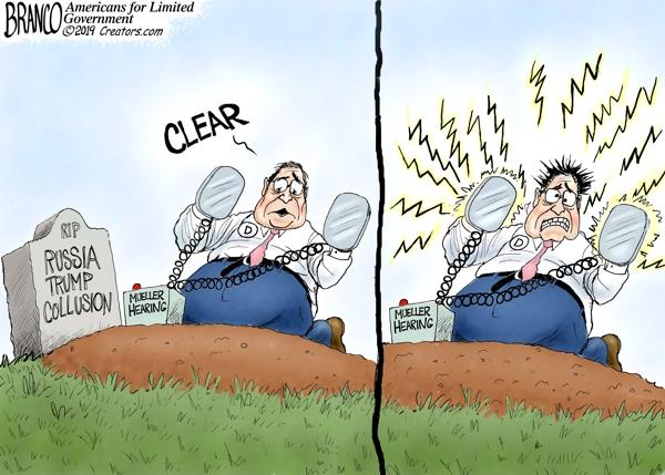 Mueller Hearing Buzz