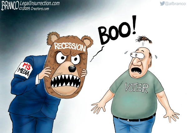 Fake Recession News