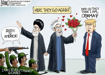 A.F. Branco Cartoon – Deja Vu Iran