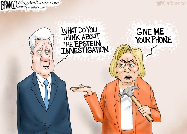 Clinton's Connection to Epstein