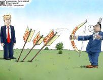 A.F. Branco Cartoon – The Three R's
