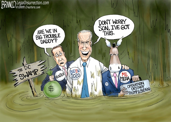 Biden Swamp Creature