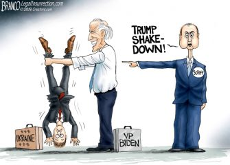 A.F. Branco Cartoon – Sloppy Joe