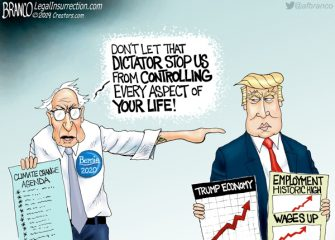 A.F. Branco Cartoon – Not Me. Us.