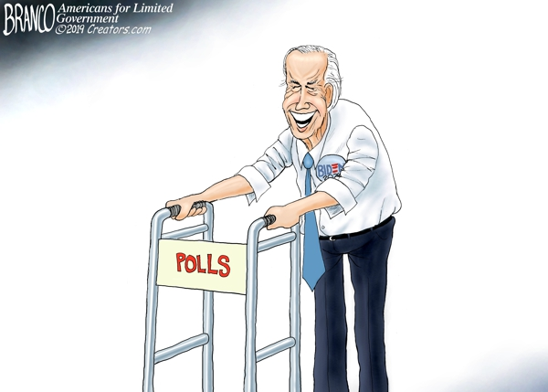 Biden Leading in the Polls