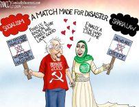 A.F. Branco Cartoon – Unholy Alliance