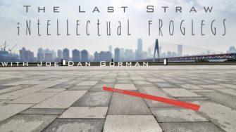 Joe Dan Gorman Video – The Last Straw