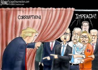 A.F. Branco Cartoon – Wizards of Sleaze