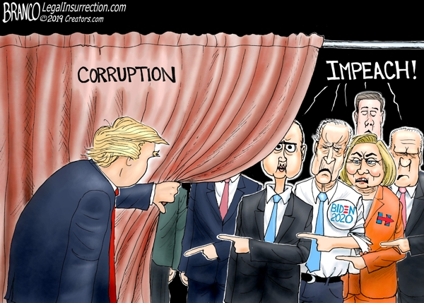 Trump Exposing Corruption