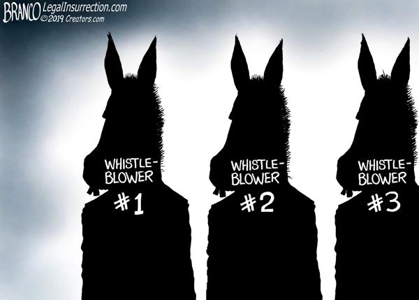 Ukraine Whistle Blower
