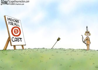 A.F. Branco Cartoon – Shortfall