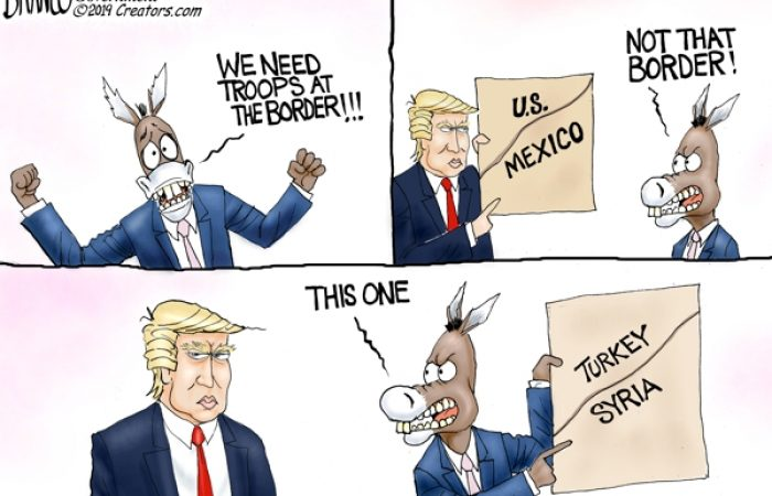 A.F. Branco Cartoon – Border War
