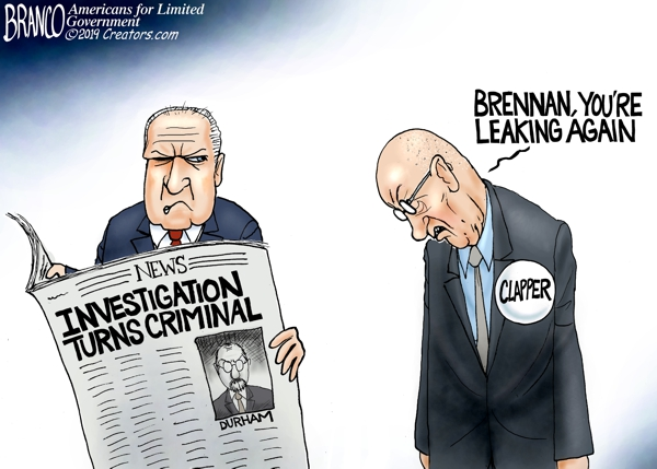 Brennan Leaking