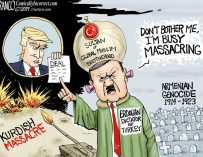A.F. Branco Cartoon – Cold Turkey