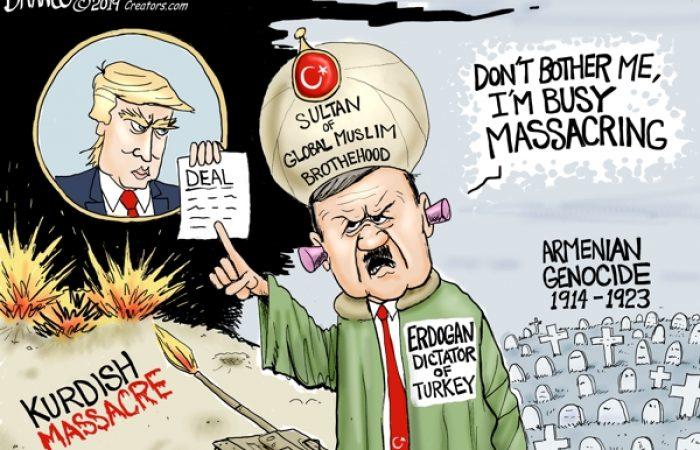A.F. Branco Cartoon – Cold Turkey