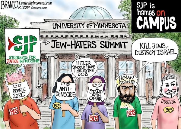Hamas On Campus