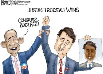 A.F. Branco Cartoon – O Canada
