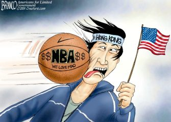 A.F. Branco Cartoon – Beijing Bounce
