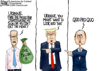 A.F. Branco Cartoon – It's In the Bag
