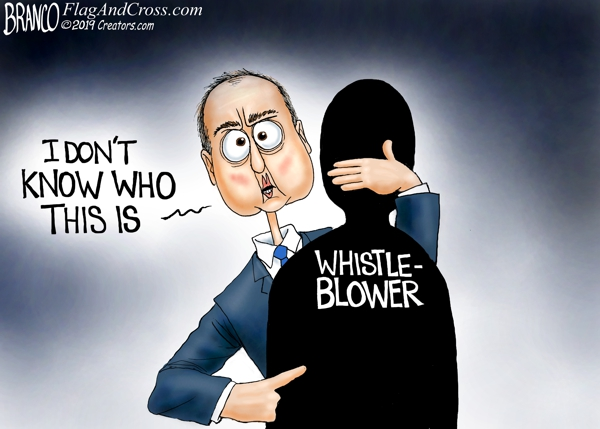 Hiding the Whistleblower