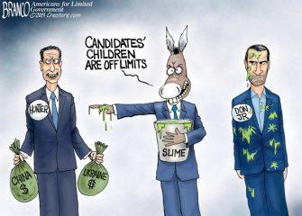 A.F. Branco Cartoon – Triggered