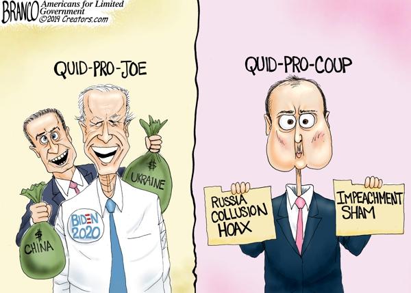 Corrupt Quid Pro Quo