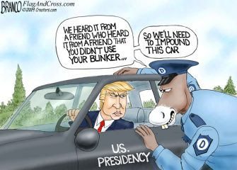 A.F. Branco Cartoon – High Crimes