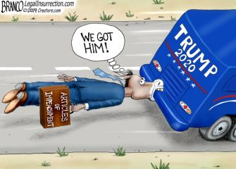 A.F. Branco Cartoon – Bumper Sticker