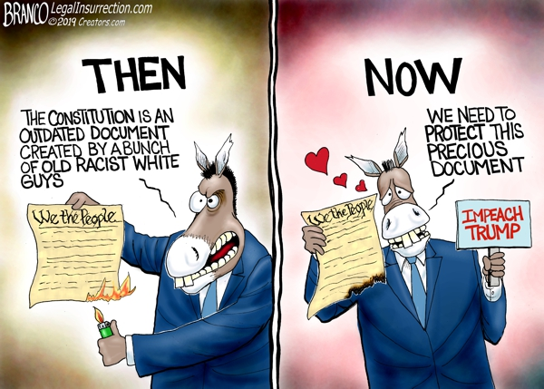 Democrats Love the Constitution