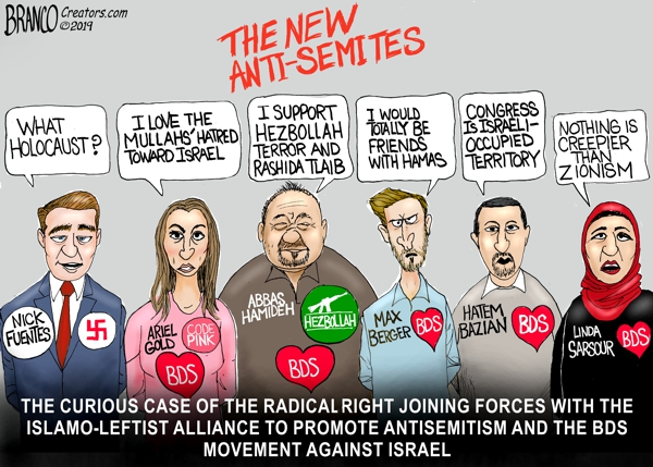 The New Anti-Smites