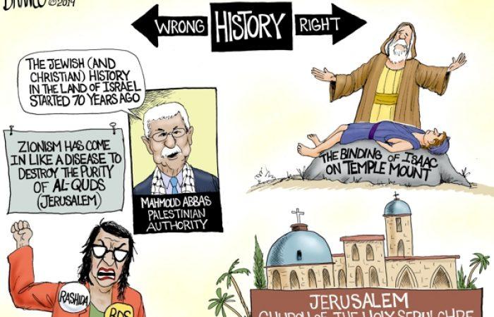 A.F. Branco Cartoon – Right Side of History