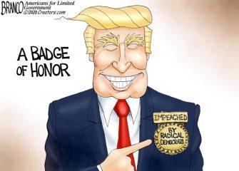 A.F. Branco Cartoon – Heavy Medal