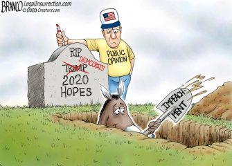 A.F. Branco Cartoon – Dirt Digger