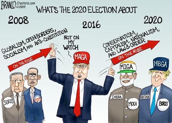 Trump's Watch
